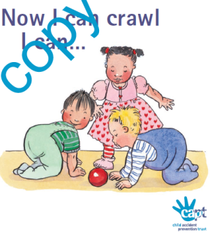 image - Now I can crawl, I can...