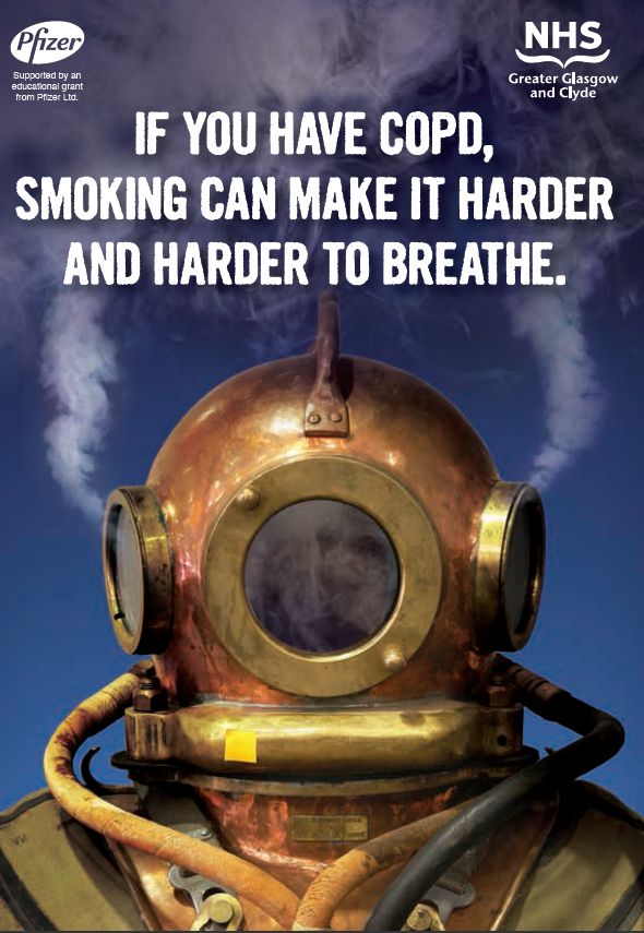 Thumbnail image for If you have COPD, smoking can make it harder and harder to breathe.